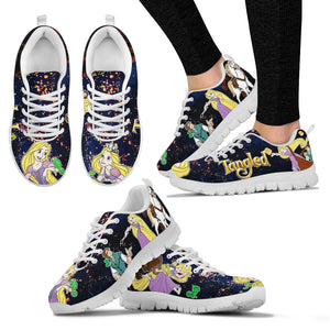Tangled Sneakers