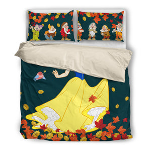 Snow White Bedding