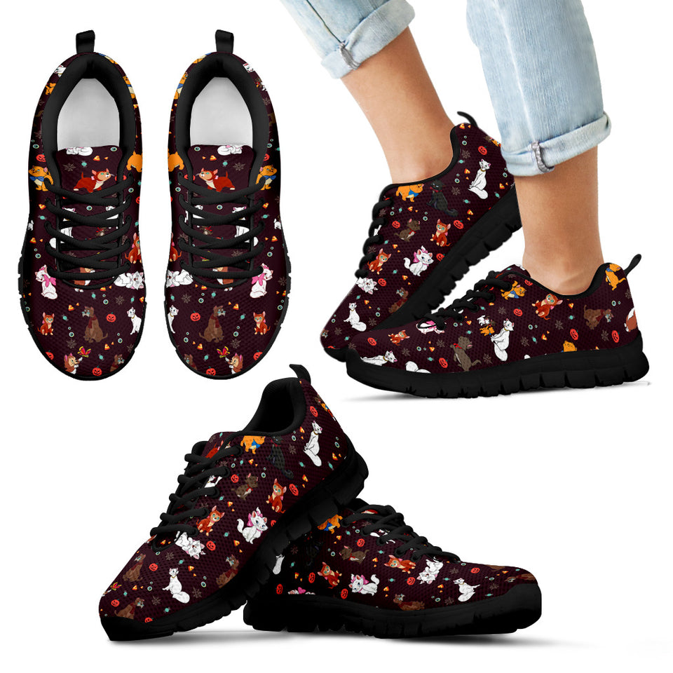 All cats Halloween - Men's Sneakers