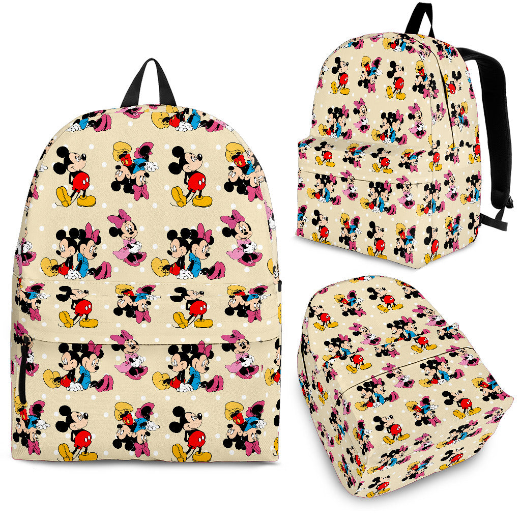 Mickey Minnie Backpack