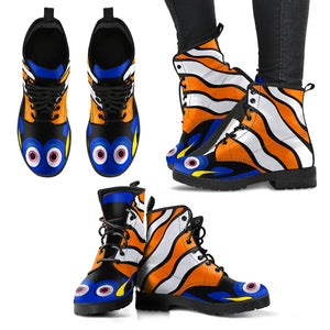 Nemo and Dory - Boots