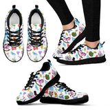 Woman Sneakers In White