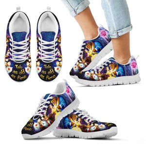 Beauty And The Beast - Sneakers