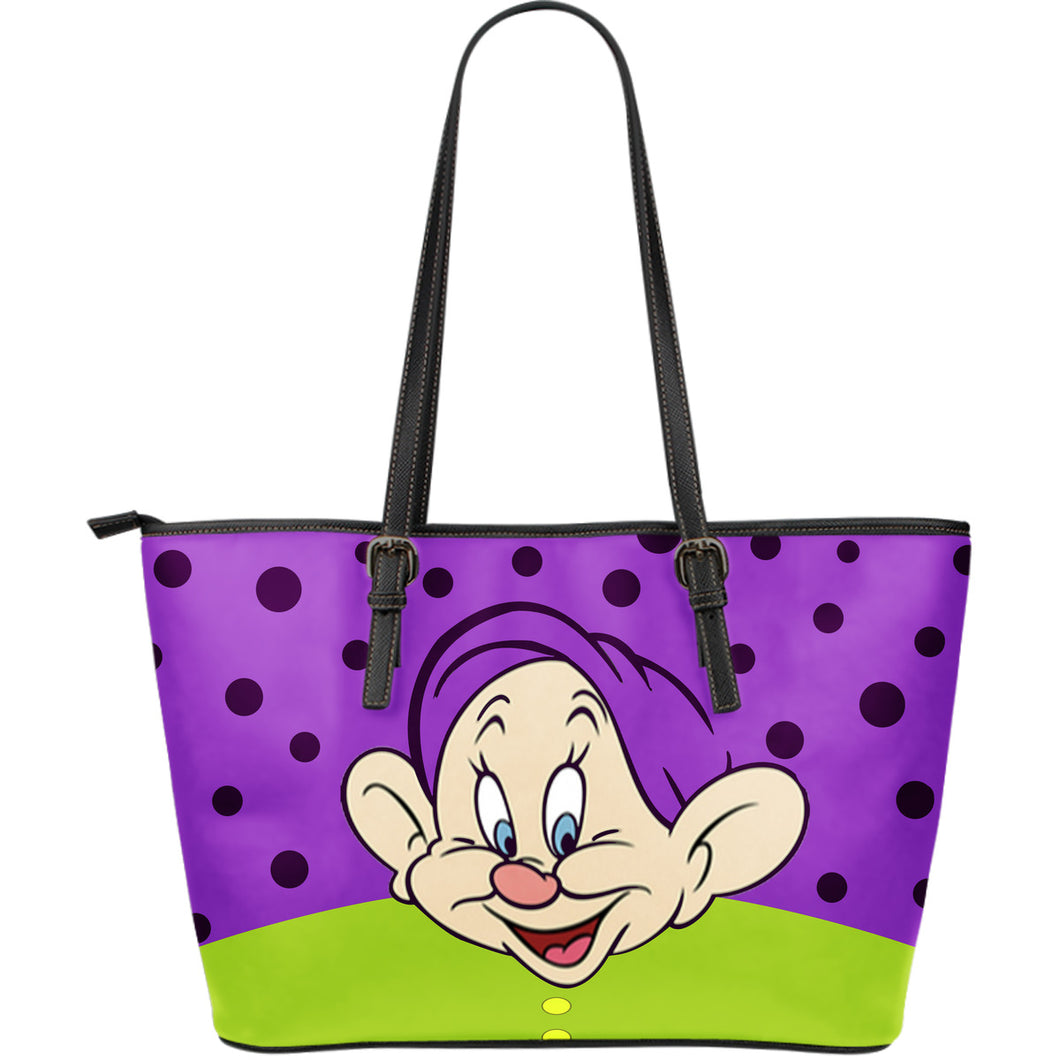 Dopey - Leather Tote Bag
