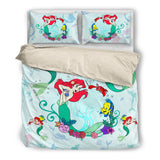 The Little Mermaid Bedding