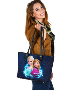 Elsa n Anna Tote [EXPRESS SHIPPING APPLIED]