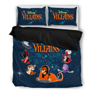 Villains Bedding