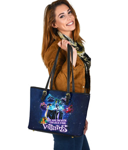 Vlains Never Too Old Tote