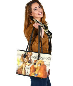 Lady n Tramp tote bag [EXPRESS SHIPPING APPLIED]