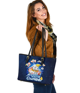 Dumbo Never Too Old Tote [EXPRESS SHIPPING APPLIED]