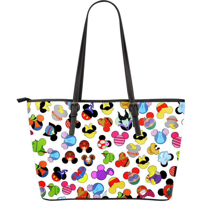 Disney Character - Leather Tote Bag