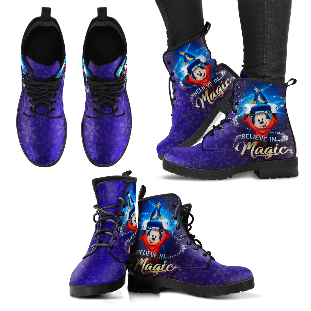 [Express Line Product+ 12$] Mickey Fantasia - Boots