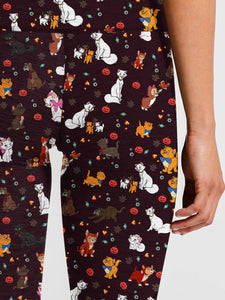 All cats Halloween - Leggings