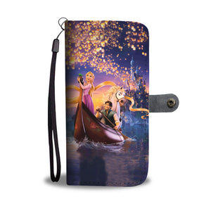 GI - Wallet Case Tangled