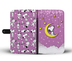 LT - Snoopy Wallet Case