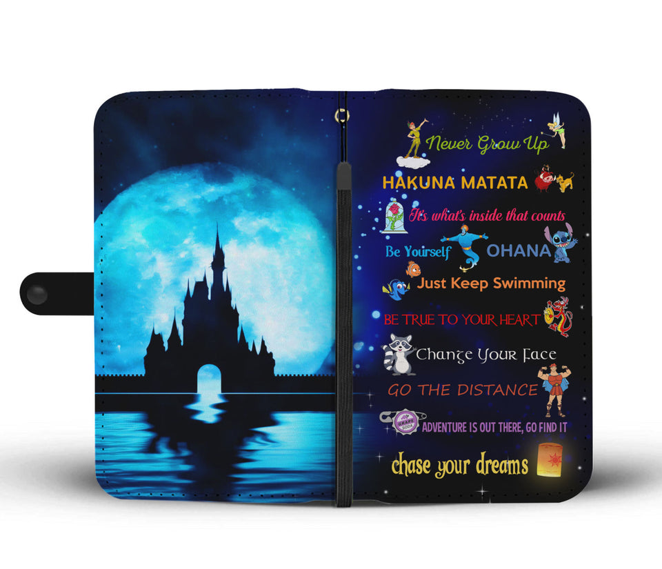 LT - Disney Mix Wallet Case