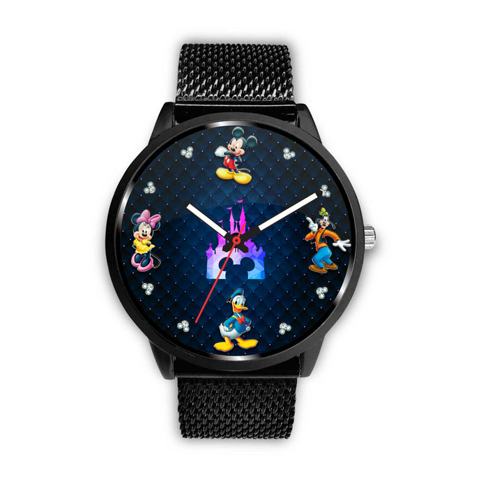 Disney Castle Metal- Watch