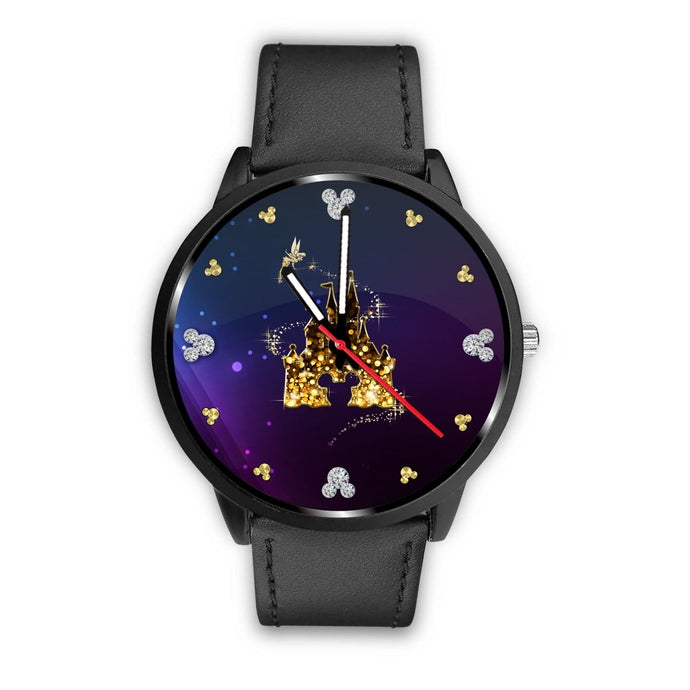 Golden Disney Castle- Watch