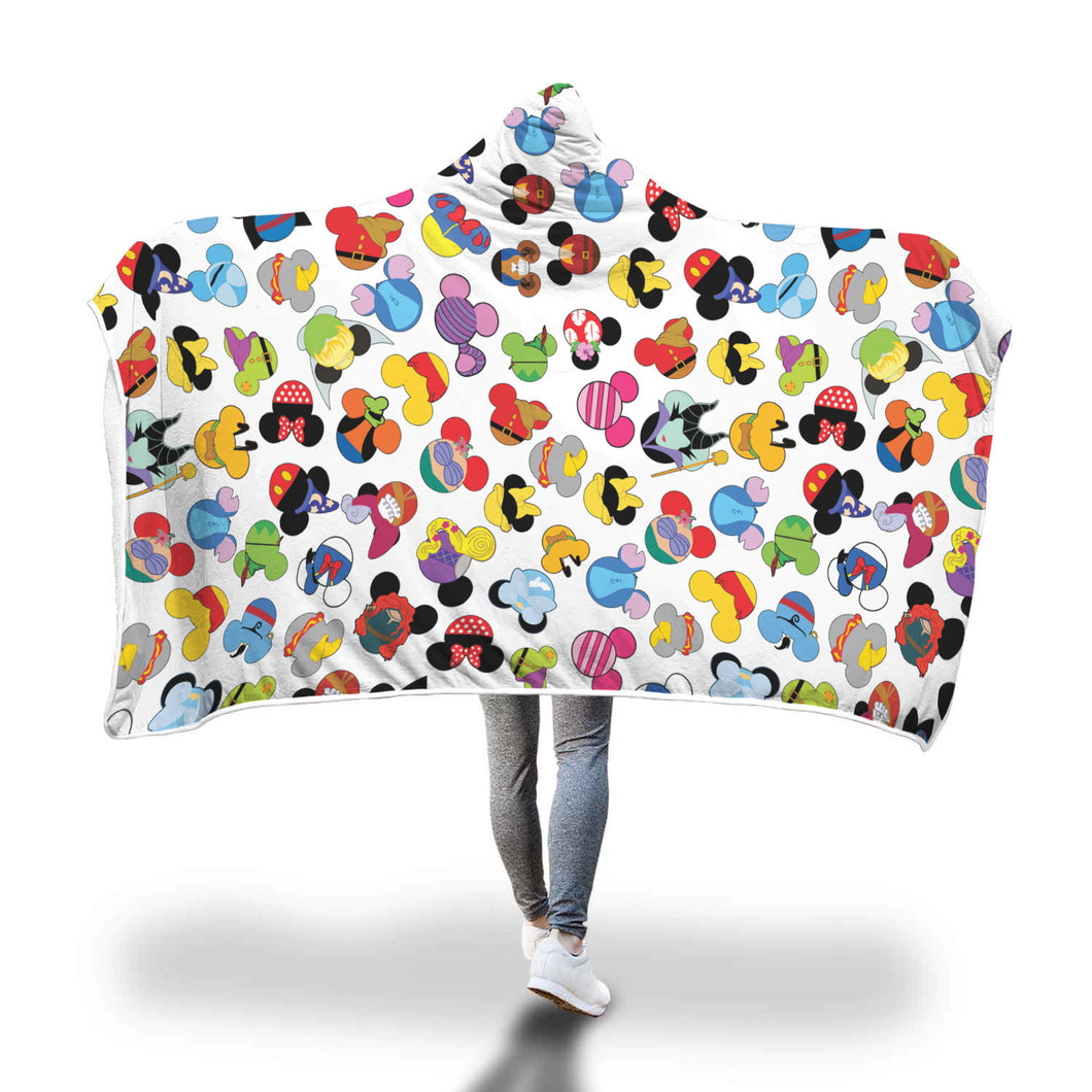 Awesome Hoodied Blanket for You