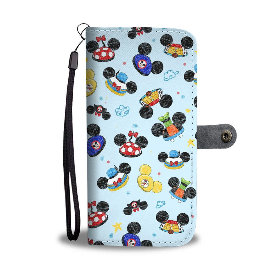 All Hats Wallet Case