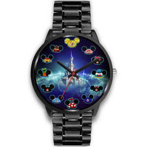 Awesome All Hats Watch