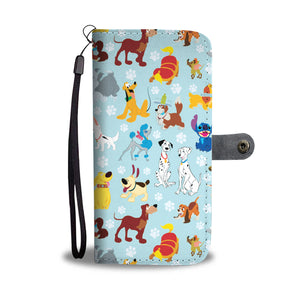 Disney Dog Wallet Case