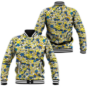 MNO Baseball Jacket