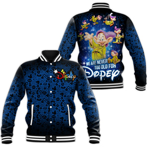 DP Baseball Jacket