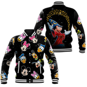 MK Fantasia Baseball Jacket