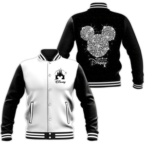 Diamond MK Baseball Jacket