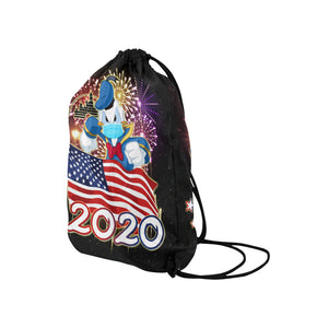 Donald - Medium Drawstring Bag