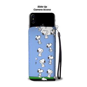 Snoopy Wallet Case