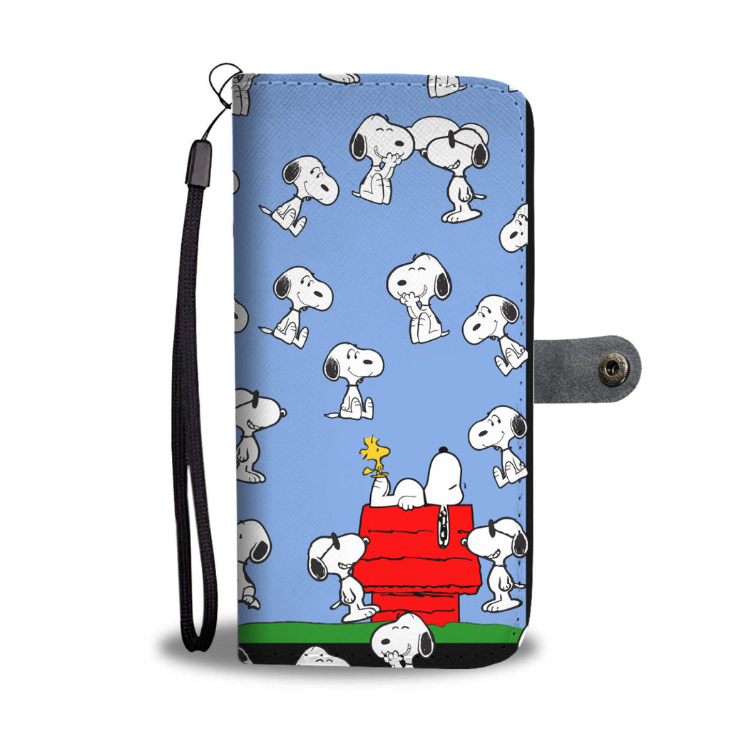 Snoopy Wallet Cases