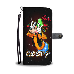 Goofy Wallet Case
