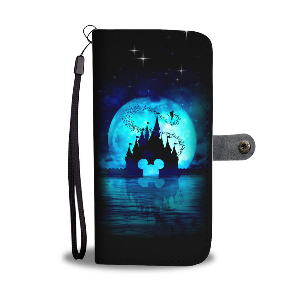 L.C Castle Wallet Case