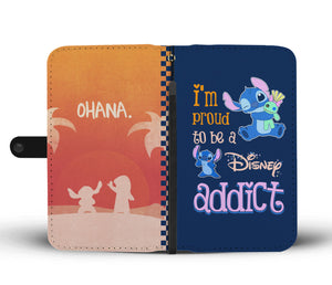 Stitch Wallet Case