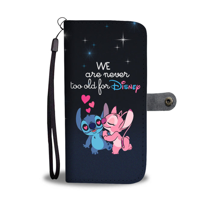 Couple St Wallet Case
