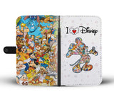 DISNEY WALLET CASE