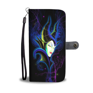 Maleficent Wallet Case