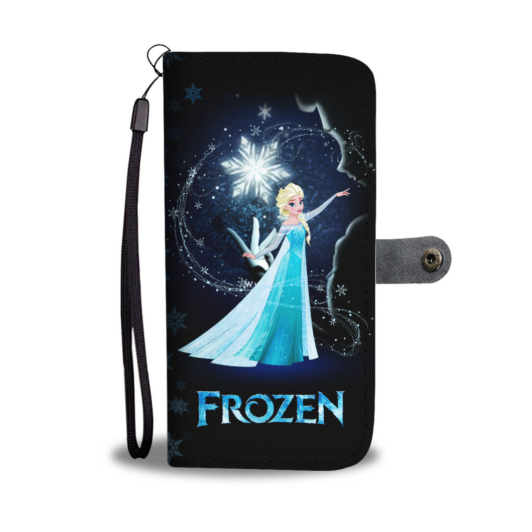 Frozen Wallet Case