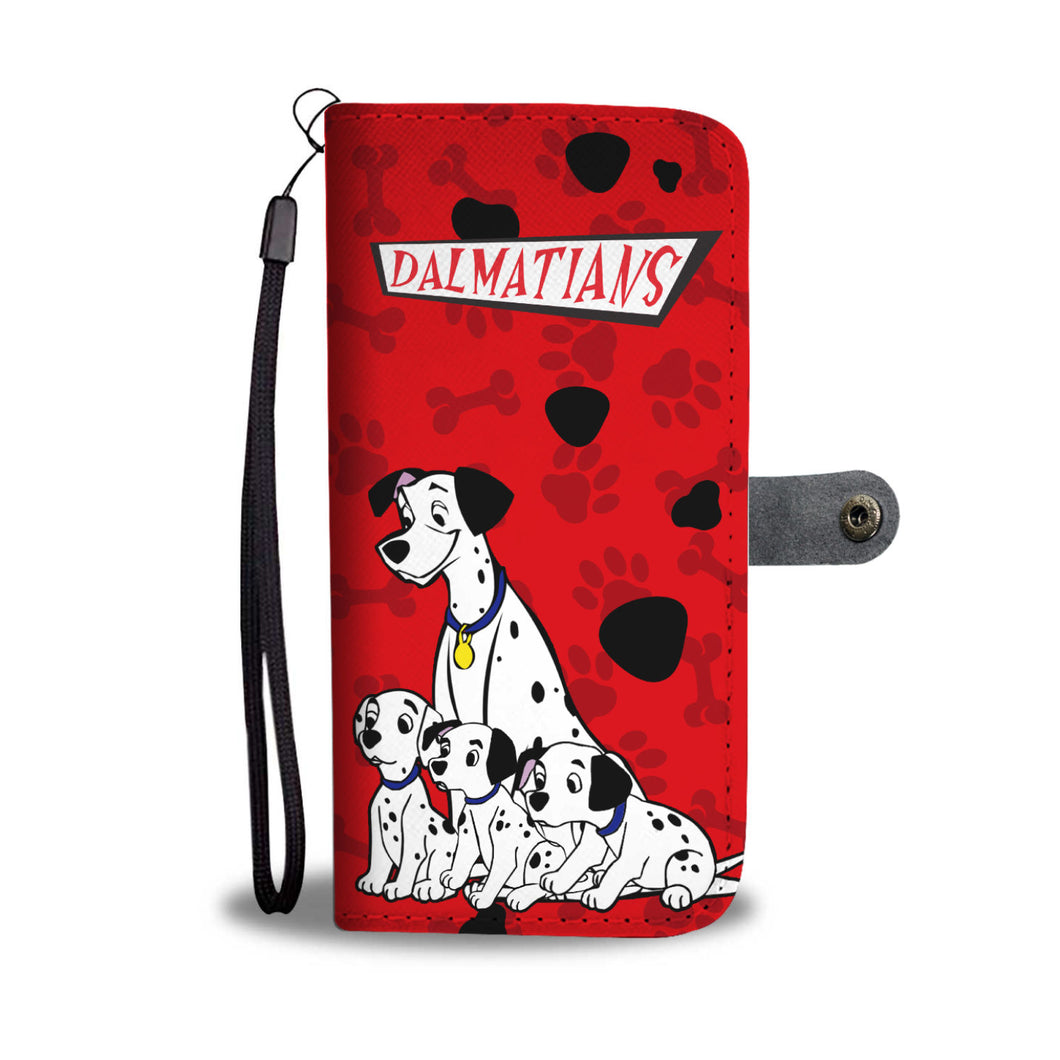 101 Dalmatians Wallet Case