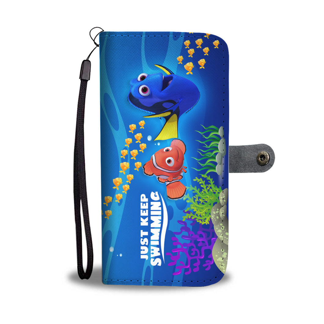 Nemo & Dori Wallet Case