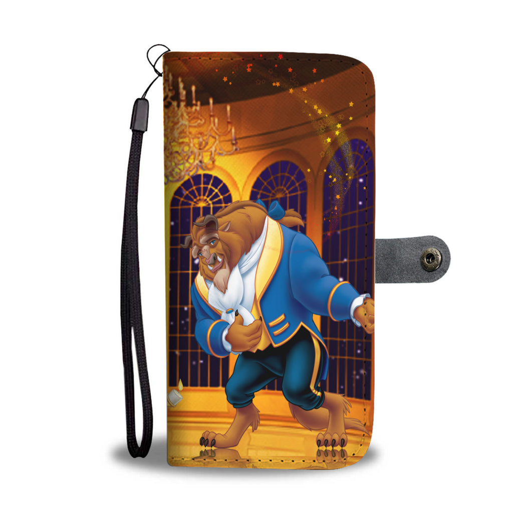 Beauty and the Beast Wallet Case