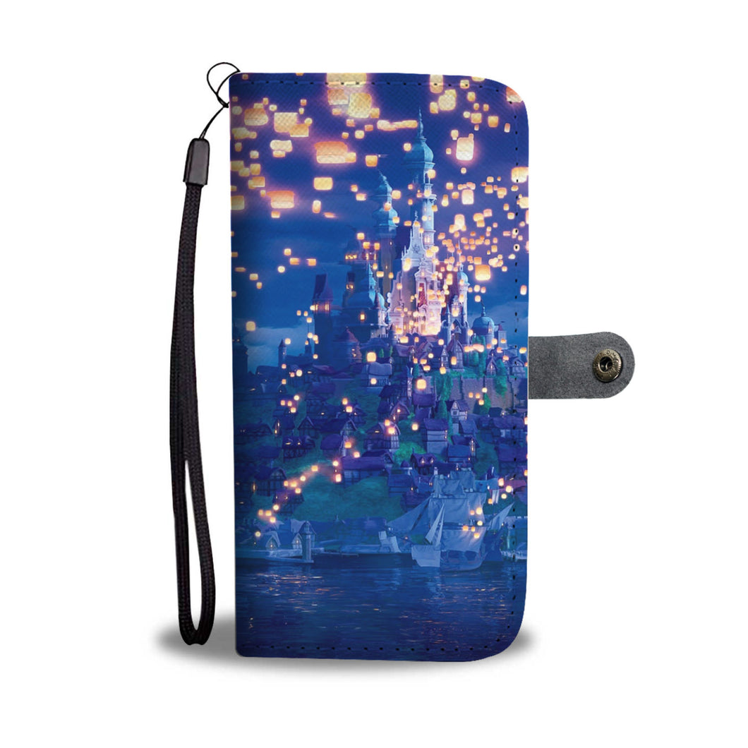 Tangled Wallet Case