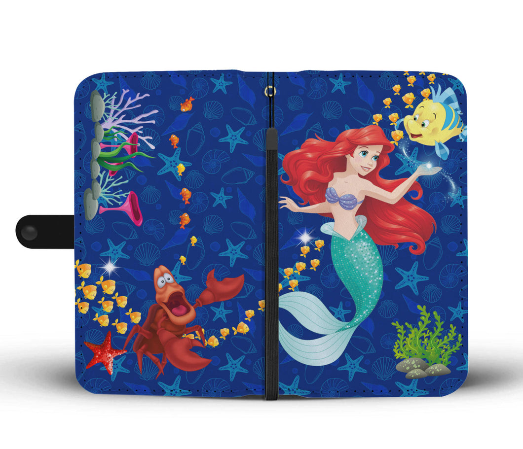 LT - Mermaid Wallet Case
