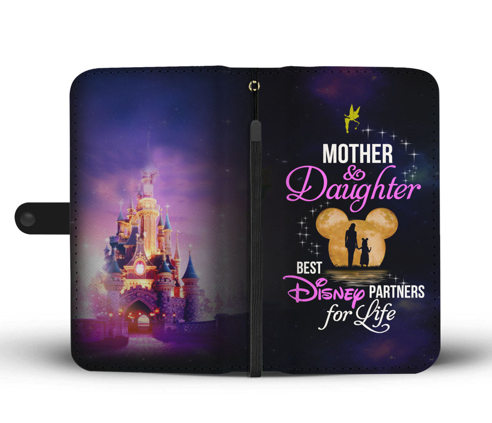 Mother and Daughter Wallet Case