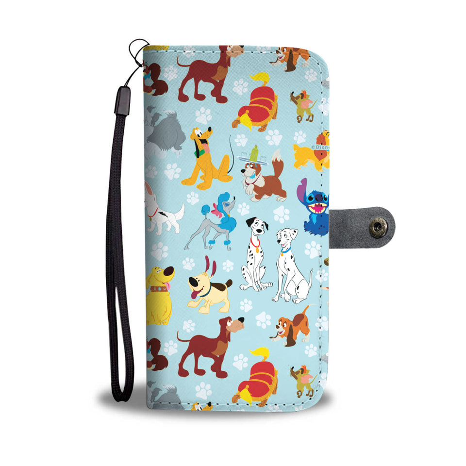Disney Dog - Wallet Case