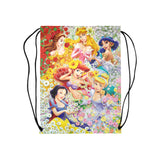 Disney Princess Medium Drawstring Bag