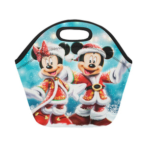 Mickey & Minnie Neoprene Lunch Bag/Small (Model 1669)