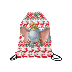 Dumbo Medium Drawstring Bag